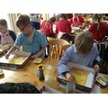 Y3 Art Workshop with local Y3 pupils