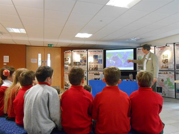 Visit to the British Geological Survey