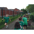 Cross Country event for KS2 pupils