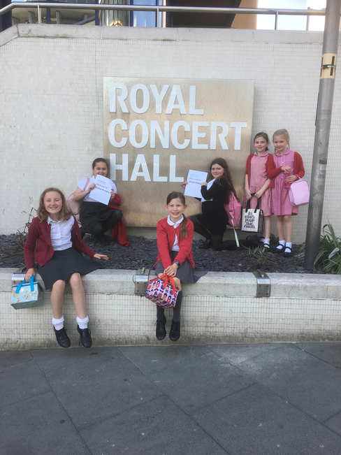 Another trip to the concert hall!