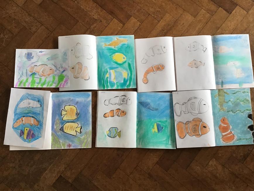 Super sketchbooks