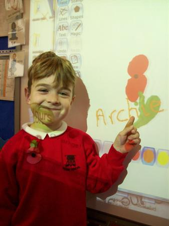 Using the SmartBoard in Class 1
