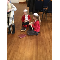 Learning about the Jewish faith.