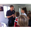 How to stay safe - at home with the Fire brigade