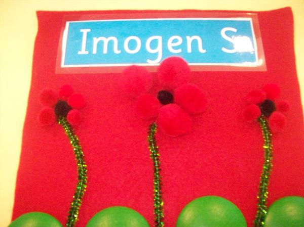 Remembrance in Class 1
