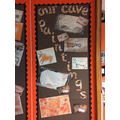 Year 3 Art linked to History unit: Stone Age Era