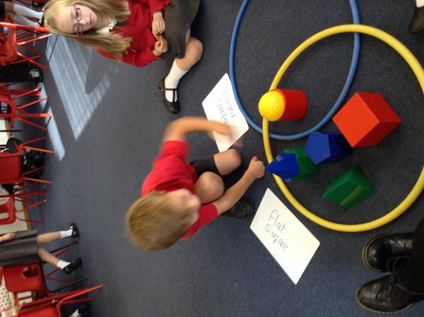 separating and sorting in class 4