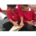 Sharing our favourite book.