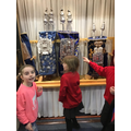 Year 2's visit to Nottingham Liberal Synagogue.
