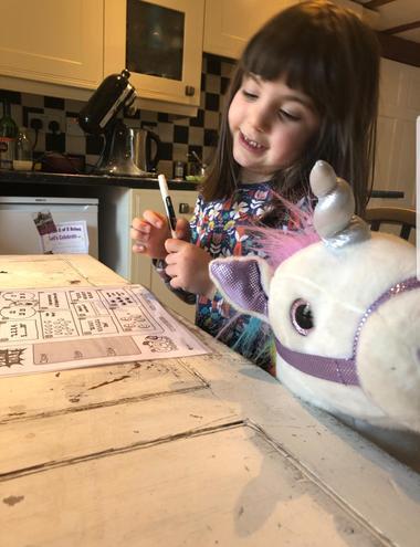 Unicorns love Big Maths too!