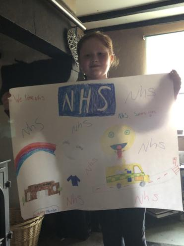 Design a mug competition for the NHS. Good Luck