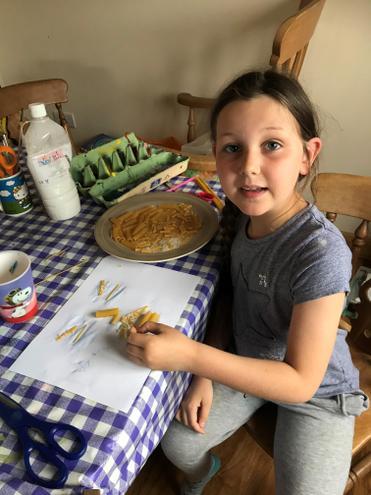 Pasta pictures (despite the shortage!!)