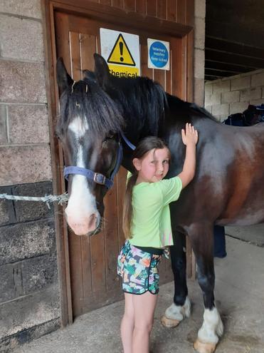 Horsey Hugs...