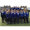 Pupils from Halifax Primary School