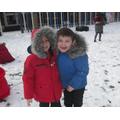 Springfield Fun in the Snow