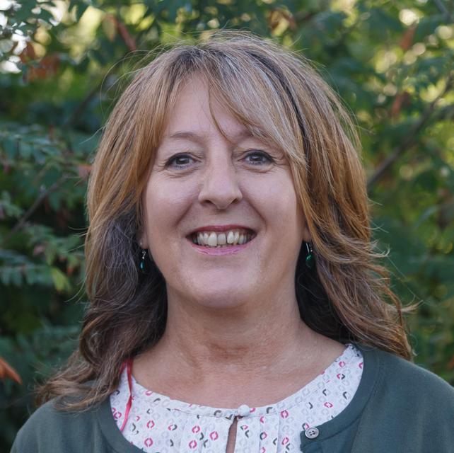 Mrs Denton, Senior Administrator