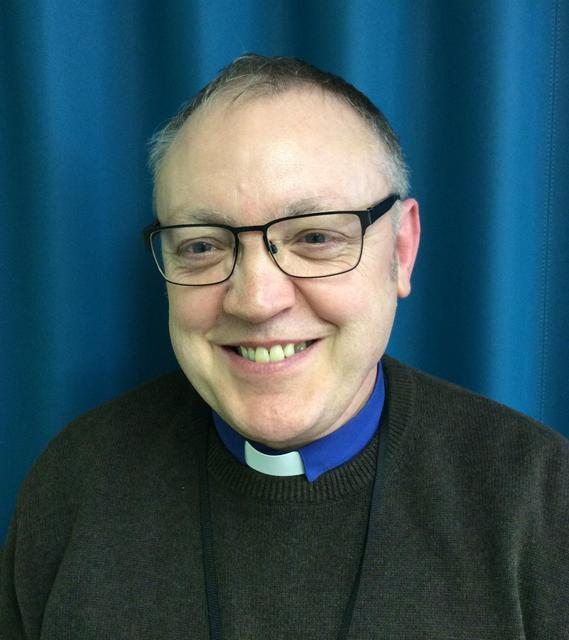 Rev. Jenkins, Safeguarding Governor