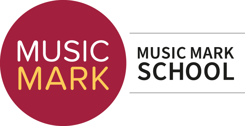 Nominated by Lincolnshire Music Service to become a Music Mark school for th