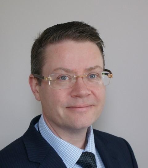 Mr James England, Vice Chair, Safeguarding