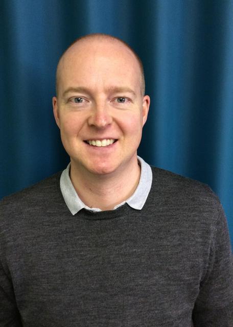 Mr Carl O'Connor, Pupil Premium & Training