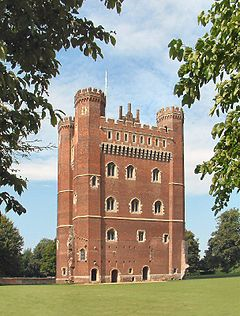 Tattershall Castle!
