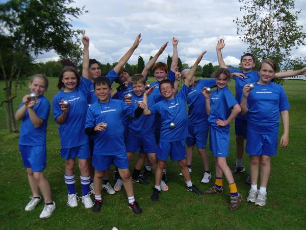Rounders National Runners up