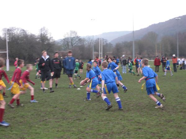 SSP-Tag Rugby- We are through to the County Finals!