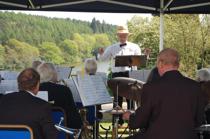 Osmaston Wind Band.