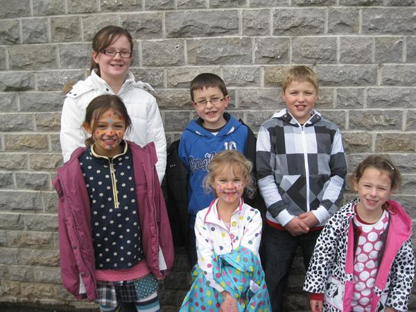 Children In Need - The School Council