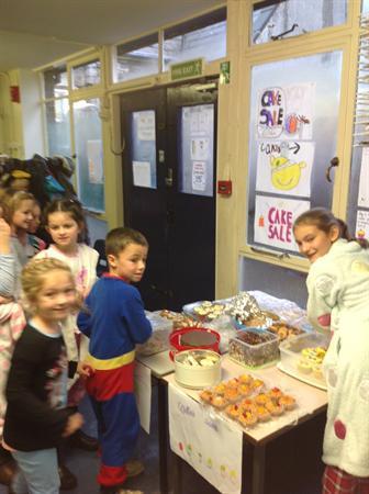 Children in Need Nov 2014
