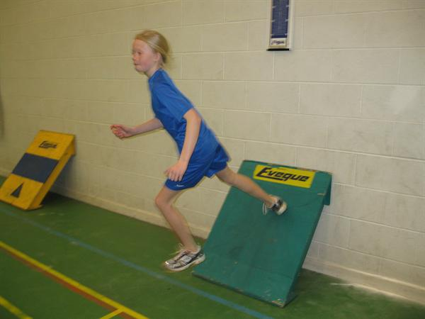 Sportshall County Comp at Derby