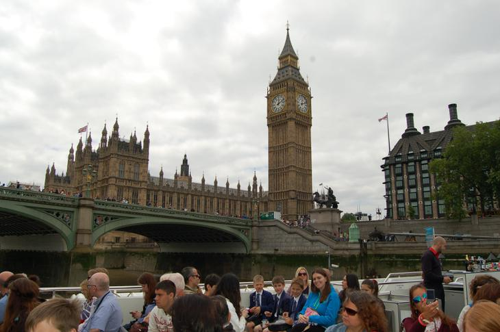 Thames River Boat trip.