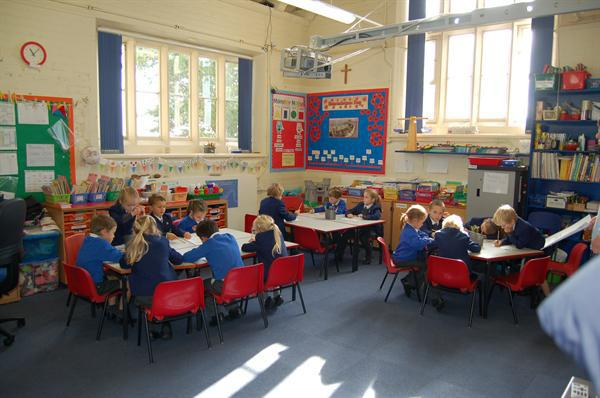 Classroom 1 (Reception)