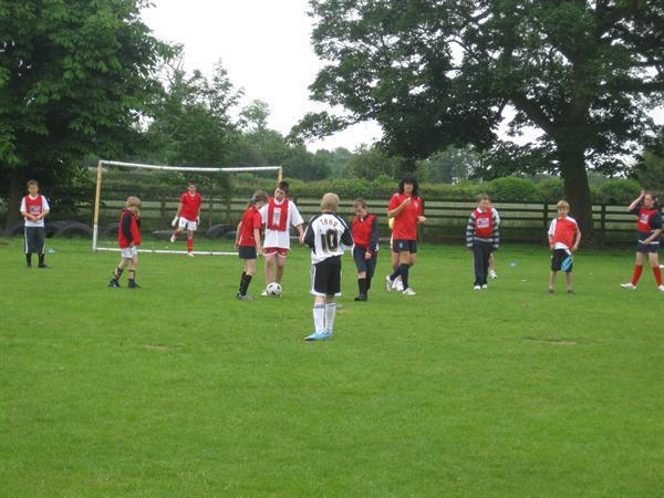 School football tournament