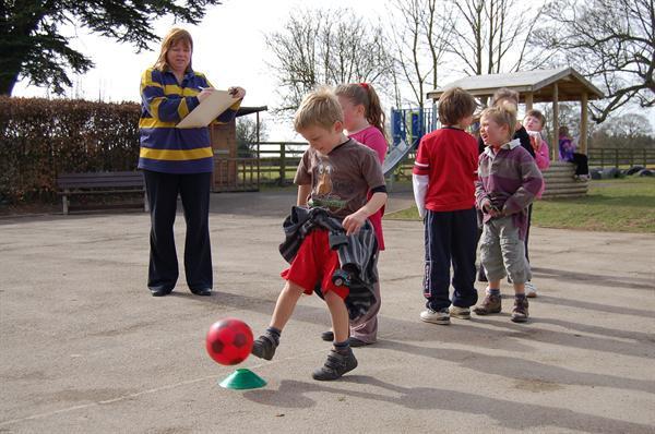 Sport Relief activities