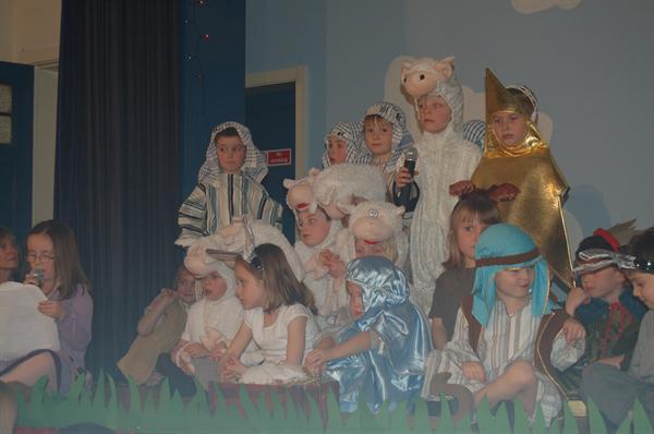 Class 1 Nativity Play