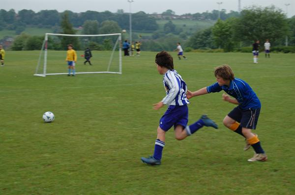 QEGS Football Tournament