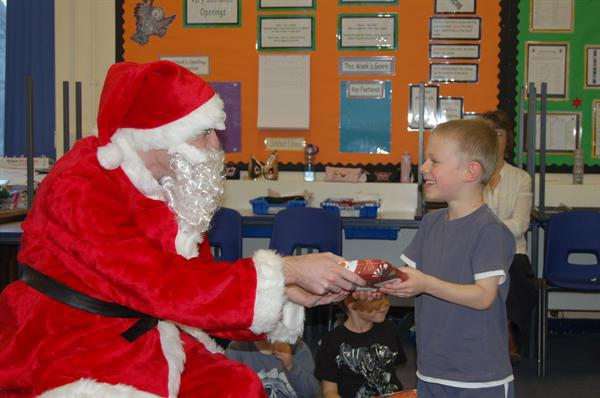 School Christmas Party