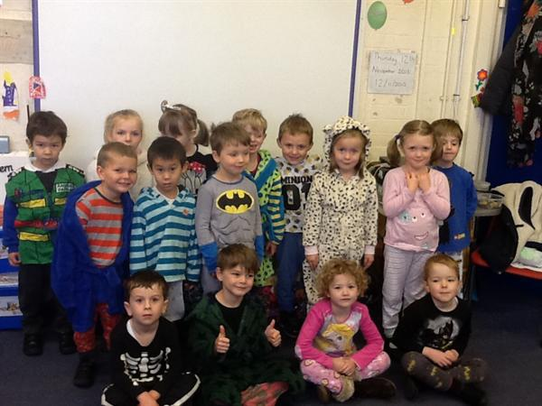 Children In Need Day 2015