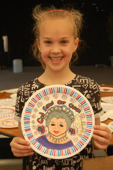 Design a Plate Competiton - older children.