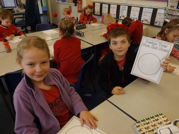 Red Nose Day 2015