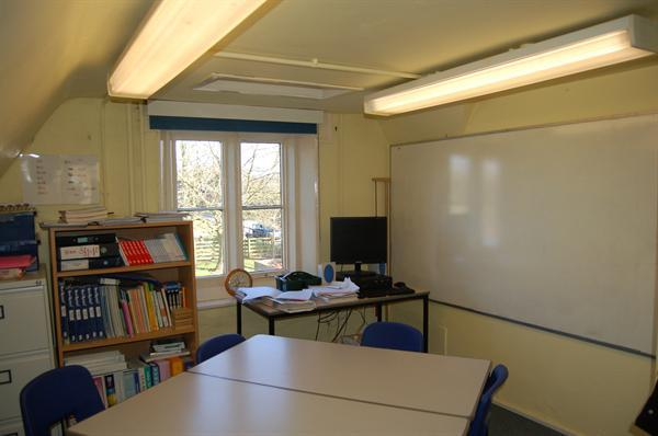 Additional Teaching Space (Periphatetic Music)