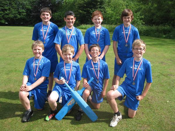 Boys Quick Cricket Team