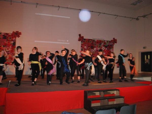 Y5 and Y6 Dance Festival QEGS