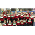 KS1 100% Attendance Awards