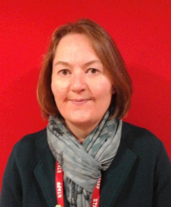 Staff Governor: Allison Stowell