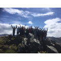 Thursday: Celebrating at the top of the mountain