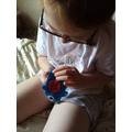 Gabriella Sewing