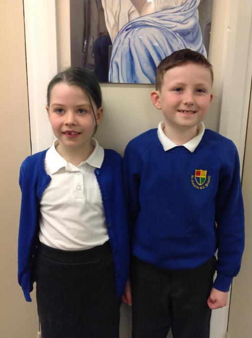 Lily-Mae and Ethan