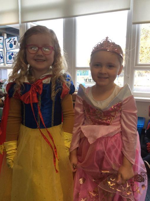 More princesses!